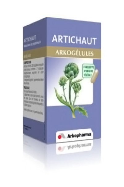 Arkogélules artichaut