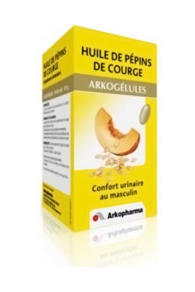 arkopharma arkogélules huile de pepins de courge