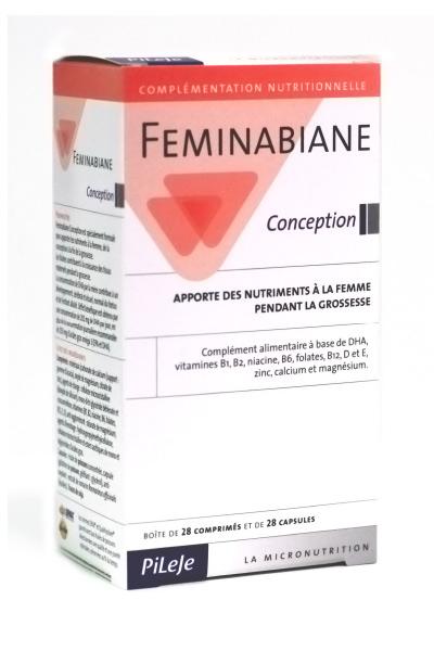 pileje feminabiane conception